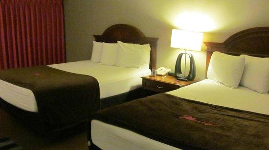 Flamingo Las Vegas Hotel & Casino:                   Habitación muy cómoda y limpia