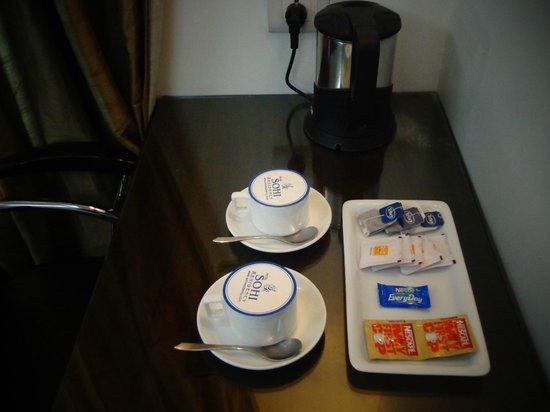 Hotel Sohi Residency: Room View