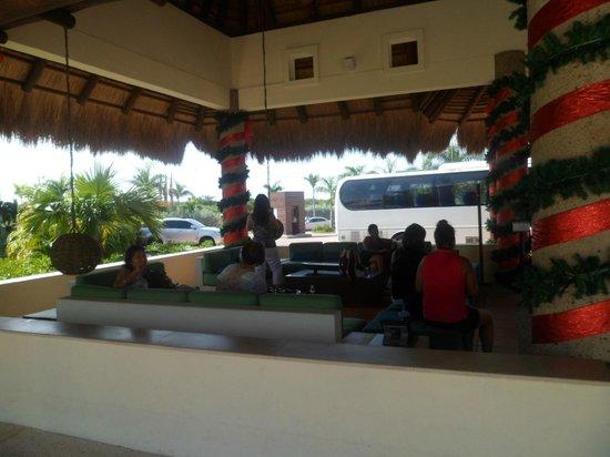 Occidental Cartagena:                   El loby