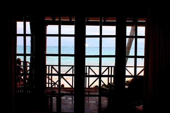 Sanctuary Cap Cana by AlSol:                   View of the ocean from our room