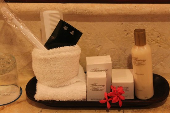 Sanctuary Cap Cana by Playa Hotels & Resorts:                   Bath Accessories