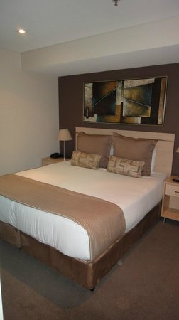 Oaks Embassy: Bedroom