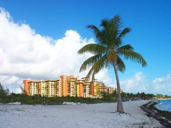Villa del Palmar Cancun Beach Resort & Spa:                   Hotel de la plage