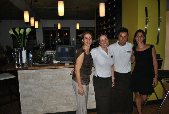 Citron Restaurante: El equipo...