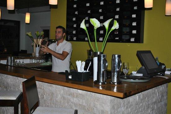 Citron Restaurante: Cocteles...