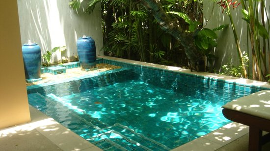 Movenpick Asara Resort & Spa Hua Hin:                   Own plunge pool and private garden