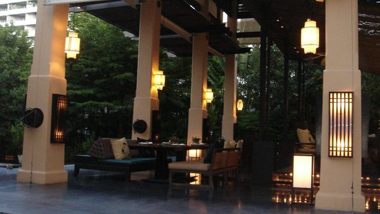 Movenpick Asara Resort & Spa Hua Hin:                   Formal Thai restaurant