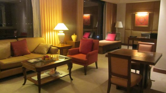 Shangri-La Hotel, Chiang Mai : Executive Suite