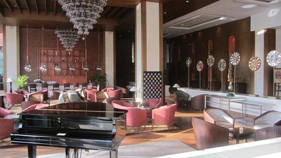 Shangri-La Hotel, Chiang Mai: Lobby