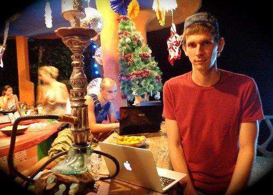 Santa Mandala Artist Homestay:                   New Year 2013