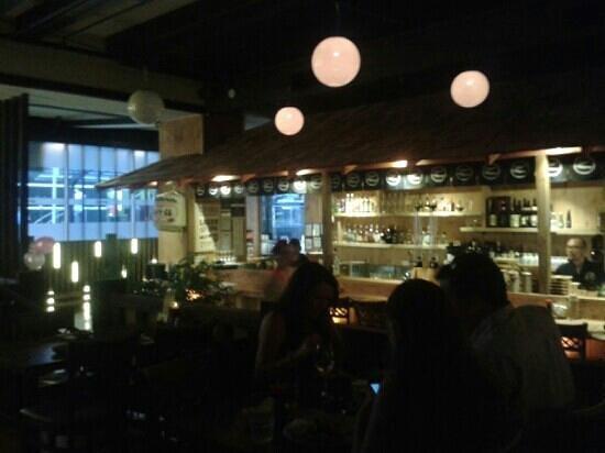 Kushi Japanese Restaurant:                                     Good food and nice atmsphere..