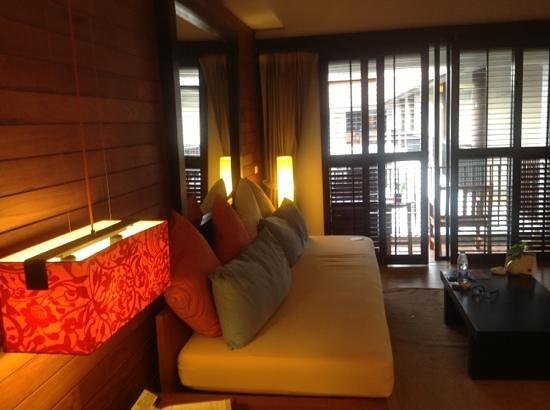 บ้านไทย บีช รีสอร์ท แอนด์ สปา: schöne suite
