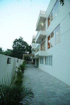 Perks Residences: Residence Facade