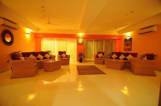 Perks Residences: Cozy Resident Lounge