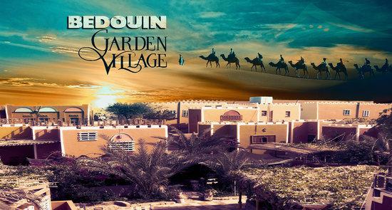 view of the resort bedouin garden village