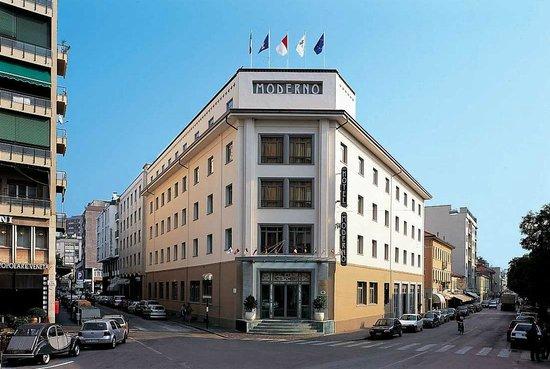 Palace Hotel Moderno Pordenone