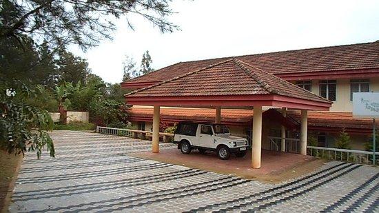 Tamarind Thirunelly:                   Hotel Entrance