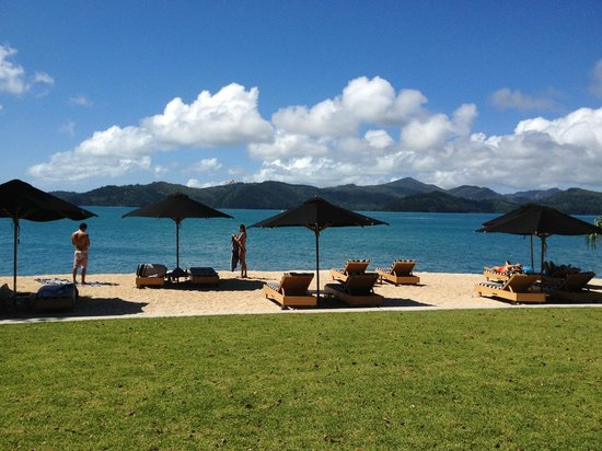 Qualia Resort: Qualia beach