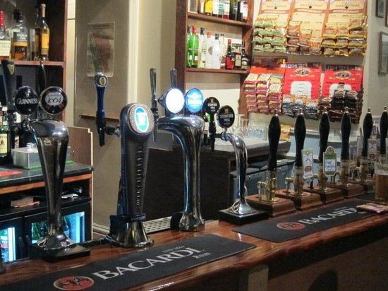 Baltic Fleet:                   Wapping Beer on Tap