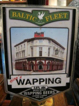Baltic Fleet:                   Wapping Stout
