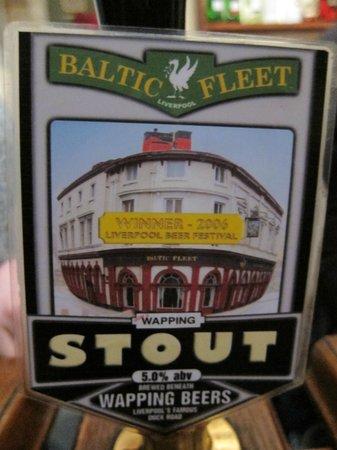 Baltic Fleet:                   Wapping Beer