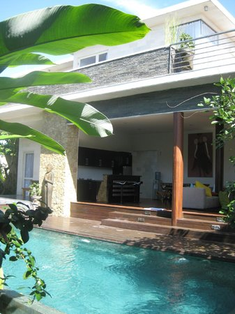Pandawa Beach Villas & Spa:                   villa