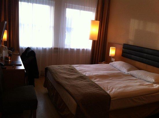 Hotel Reykjavik Centrum:                   Bedroom