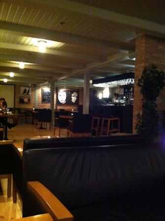 Hotel Reykjavik Centrum:                   Bar