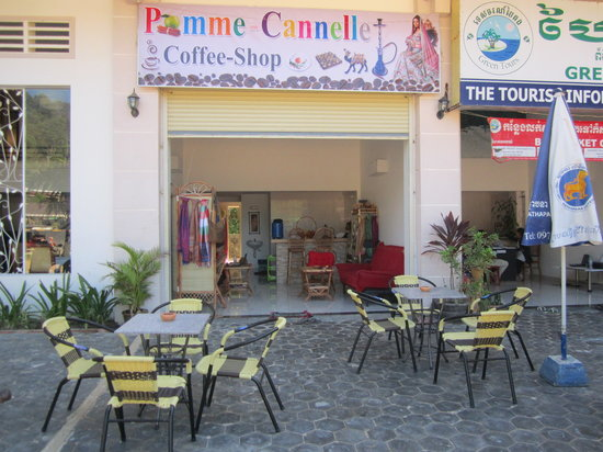 Kep Province, Cambodia:                   Pomme Cannell