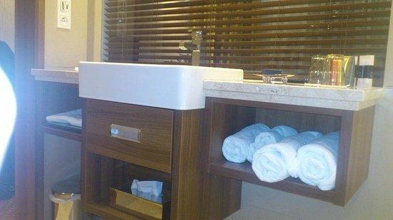Pytloun City Boutique Hotel:                                     Waschtisch
