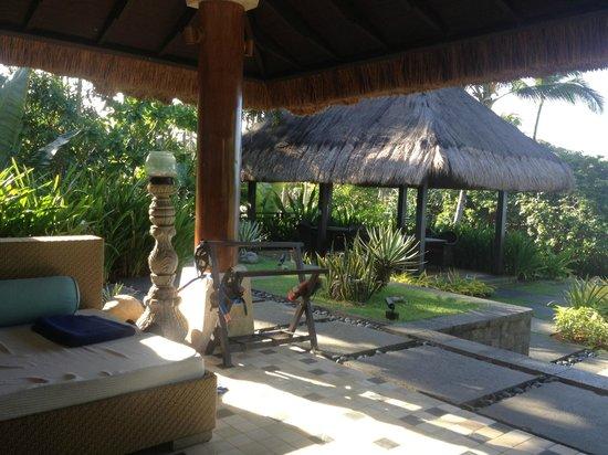 Shangri-La's Boracay Resort & Spa:                   Villa 13