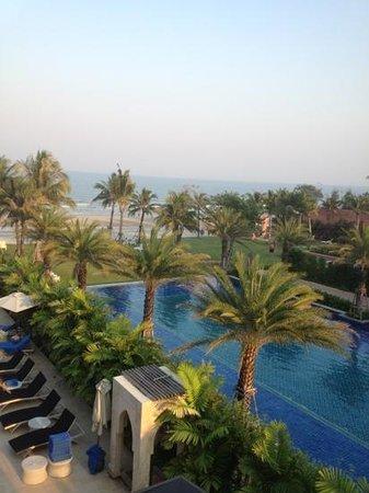 Marrakesh Hua Hin Resort & Spa:                   view from room 68