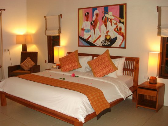 Cocotinos Sekotong, Boutique Beach Resort & Spa:                   Sleep here no problem
