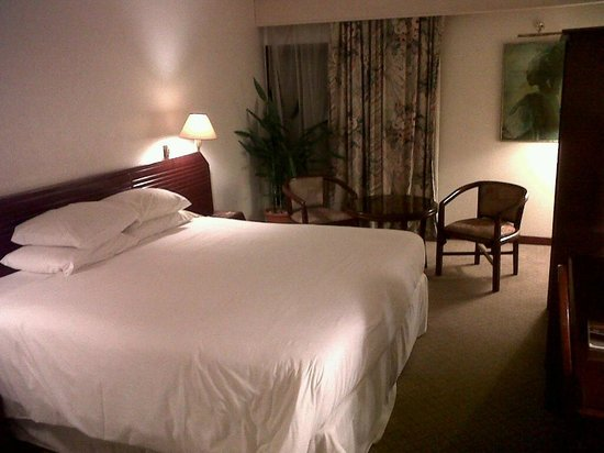 Sheraton Lagos Hotel: Room on the 6th floor