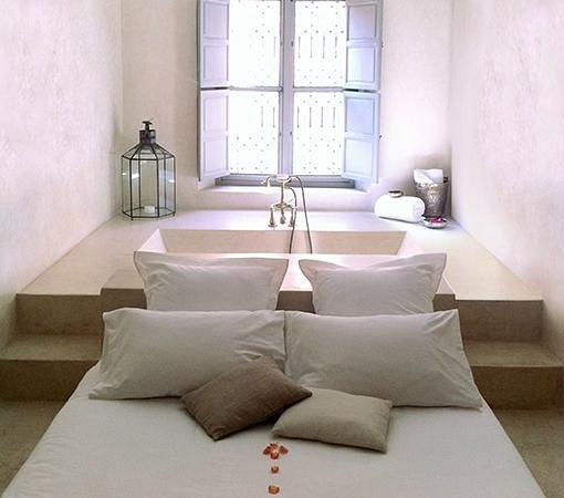 Riad Snan13: chambre