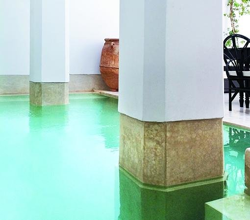 Riad Snan13: swimming pool pic2