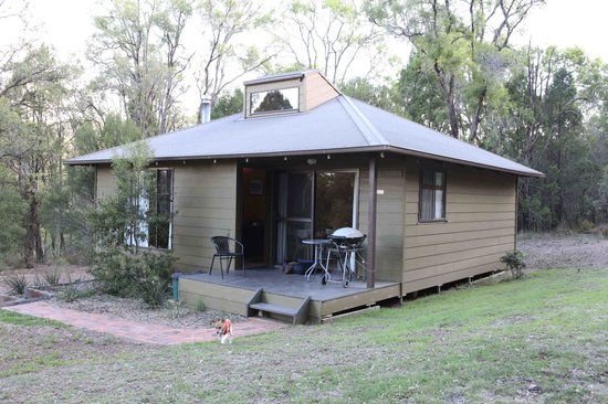 Kirima Cottages:                   Stringybark