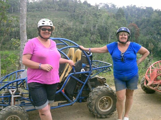 Adi Dharma Cottages:                                     buggy