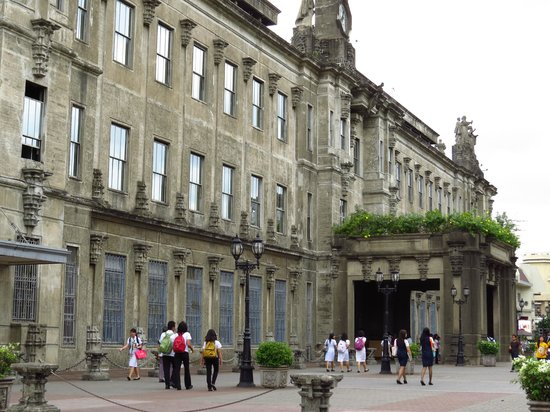 Universidad de Santo Tomás: Main Building