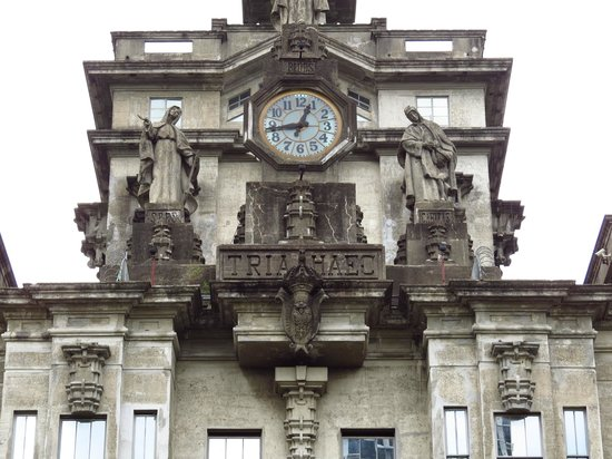 Universidad de Santo Tomás: Clock