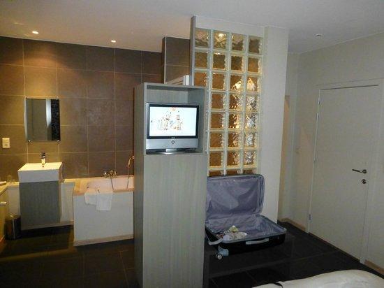 Chalet de Maalte:                   Salle de bain
