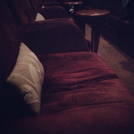 Everyman Cinemas Screen on the Green :                   Seating