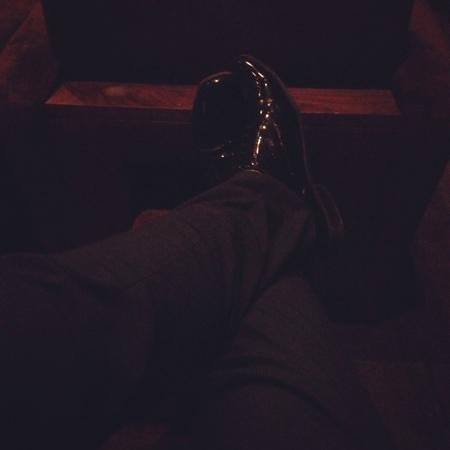 Everyman Cinemas Screen on the Green :                   Leg Room