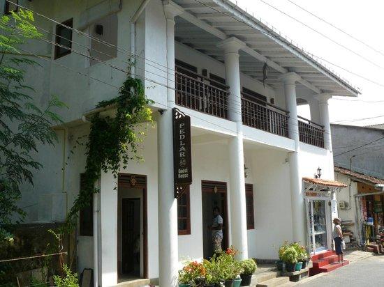 Pedlar62 Guest House:                   vue exterieure