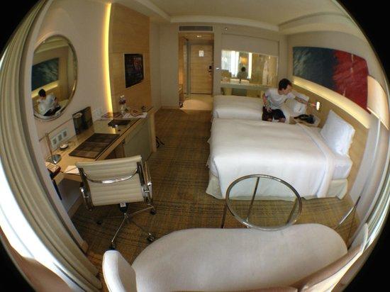 DoubleTree by Hilton Kuala Lumpur:                   Twin Room