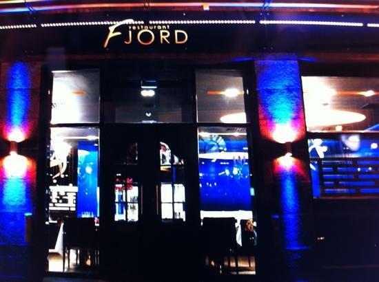 Fjord Restaurant:                   restaurant fjord