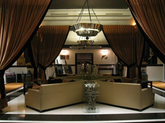 Hotel & Ryads Barriere Le Naoura Marrakech:                   HALL D'ACCUEIL