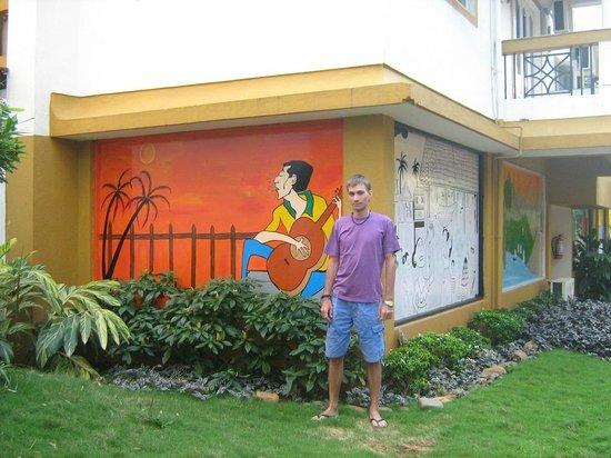 Goa - Villagio, A Sterling Holidays Resort:                   корпуса отеля