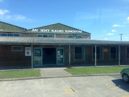 Ancient Kauri Kingdom
