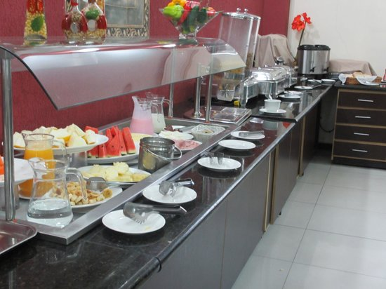 Hotel Orquidea Express Inn:                   restaurante